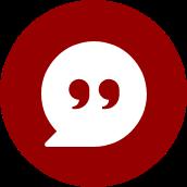Testimonial Quote Icon