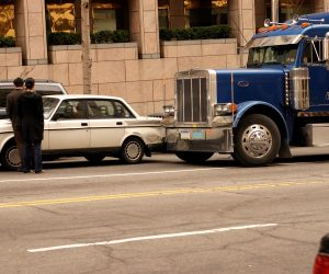 Tractor Trailer Truck Accident Lawyers in LA
