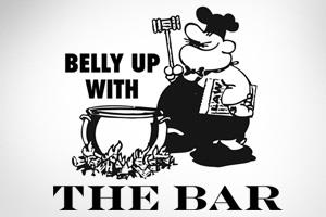 belly up with the bar