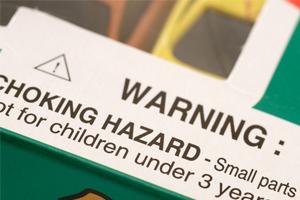 toy warning label