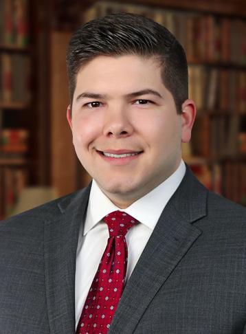 Attorney Landon P. Gauthier